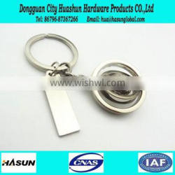 Good quality cheap factory product promotion keychain