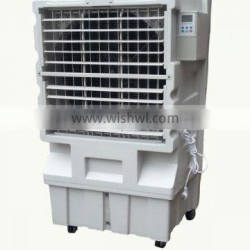 powerful mobile evaporative air cooler/portable evaporator/movable evaporative air cooler