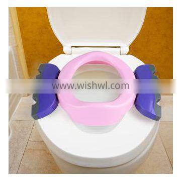 PP plastic material BABY potty chair,baby potty seat,baby toilet with EN71