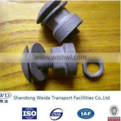 Standard Highway Guardrail Bolts And Nuts