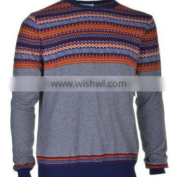 New 2017 fashion wool pullover men latest sweater designs for men