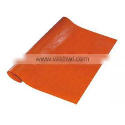 Coated tarpaulin for covering