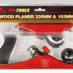 235mm&163mm iron combined planer Two kinds of wooden plane combination
