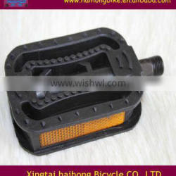 Qualified plastic pedal/26 bike pedal/electric bike pedal