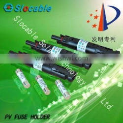 PV solar inline fuse holder MC4 compatible in solar energy systerm