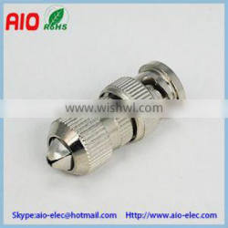 BNC male connector for RG59 RG6