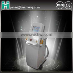 Luxury Elight (IPL+RF) hair removal machine used at beauty salon clinic