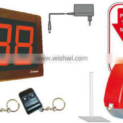 METO Turnomatic Numbering System - Start Pack (Wireless)