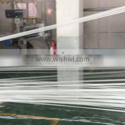 Recycled Tarp Sheets Clear Roofing Sheet Outdoor Plastic