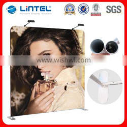Polyester Fabric Promotion Display