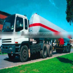 60m3 Capacity Liquid Propylene Storage Tank Semi Trailer