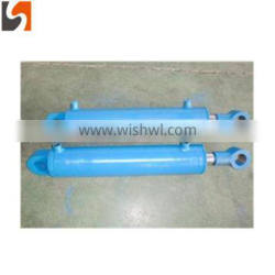 Double Action Hydraulic Cylinder for Steering System