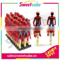 spiderman candy toy