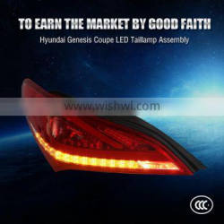 2016 new product aftermarket tail lights 12 volt led tail lights rear lamp for Hyundai Coupe