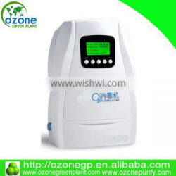 500mg portable home ozonator air and water purifier for food ozone sterilizer