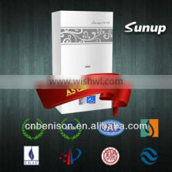 sunup gas fired boiler(A5 Classic series)combi gas boiler