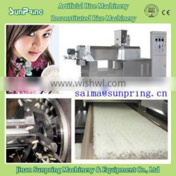 CE Reconstituted Rice/ Artificial Rice Making Machine /Production line