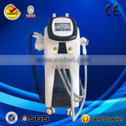 IPL ELight ND yag laser equipment for hair removal and tatoo removal (ISO TUV SGS)