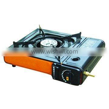 2 in 1 Portable Gas Stove with LPG and butane gas