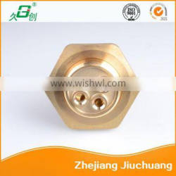flange with hole
