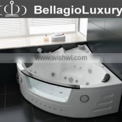 Air Bubbles Whirlpool Pure Acrylic Massage Bathtub Fast Delivery Time