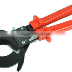 LK-380 CU/AL cable cutting tool ratchet cable cutter pliers