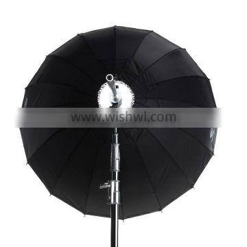 CONONMARK 120CM parabolic Softbox for photo flash with mount comet