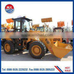 Shandong China Front Loader zl936 Mini Wheel Loader