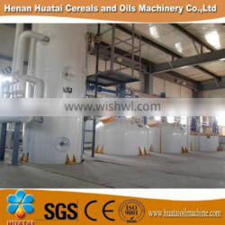 100TPD hot sale products of small scale crude oil refinery with huatai brand