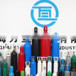 Accept Customized Steel Compressed Steel Compressed Argon Gas Cylinder Price