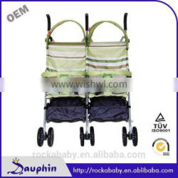 DAUPHIN hot selling baby stroller twin carriage and baby stroller
