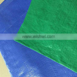 UV-protection virgin material blue color pe china factory manufacturer roofing cover tarpaulin