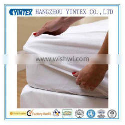 Luxury Dust Mite Waterproof Mattress Cover Mattress Protector For Baby Crib