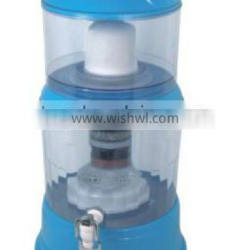 Good design 16L mineral water pot counter top filter RY-16G-5
