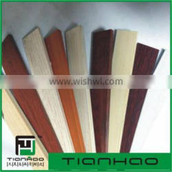 well exporting metal u-tape edgebandings for home furniture manufacturer