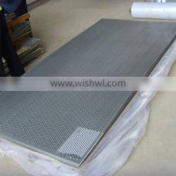 punched metal hole mesh with high quality