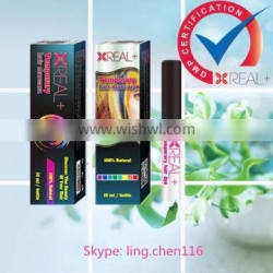 Private label fitness products, blue hair dye
