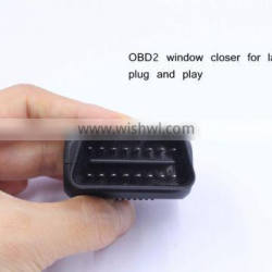OBD Plug&play Mirror Module Auto Folding Function Window Closer Glass Openning/Closing Automatically For Landrover
