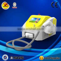 2014 Hot sale CE approved pain free easily operate ipl permanent hair removal at home