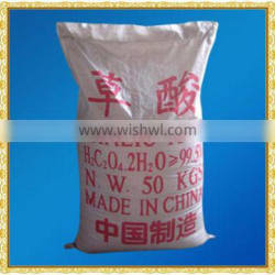 Oxalic acid 144-62-7 used as complexing agent in metal finishing treatment