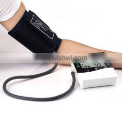 Arm Arm Electronic blood pressure monitor and Pulse Monitor heart and Pulse Monitor heart beat Sphygmomanometers with LCD screen