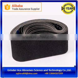 High Quality Slicon Carbide 3x24 Abrasive Belts for Wood and Metal