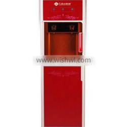 2014 cheapest Floor Standing hot and cold Water Dispenser With cabinet