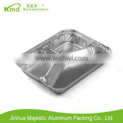 2016 New Style First Grade Disposable 3 compartment TV Dinner Tray