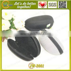 Hot selling spectacle glasses case with microfiber sunglasses bag