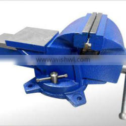 "3"" 75mm Light duty type bench vise 89 series"