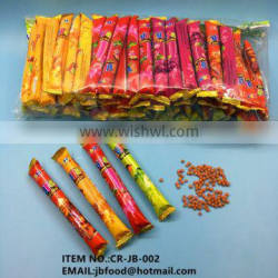 5g mini fruit flavor colorful hard candy in a bag