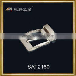Alibaba china promotional stainless steel men's belt buckles