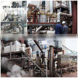 2014 New machine Steam Jet Mill with high capacity 22 ton per hour