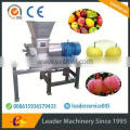 Leader hot sales best quality and workmanship apple crushing machin website:leaderservice005